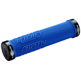 Ritchey WCS True Grip X Bike Grips Lock-On blue